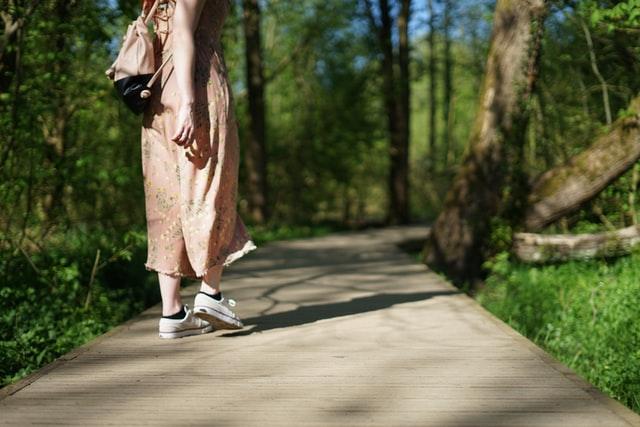 筋トレ超初心者がまず最初に行えそうなトレーニング「歩くこと」