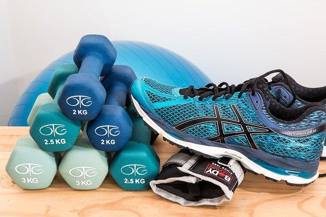 運動の環境を変える