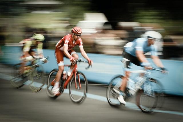 ロードバイクで反射神経を鍛える